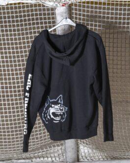 Sweatshirtjacke ~ Standard schwarz