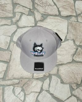Cap ~ Snapback grau