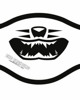 Facemask ~ Wolfskopf