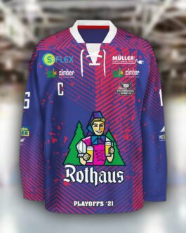 Sommertrikot Playoffs 2021
